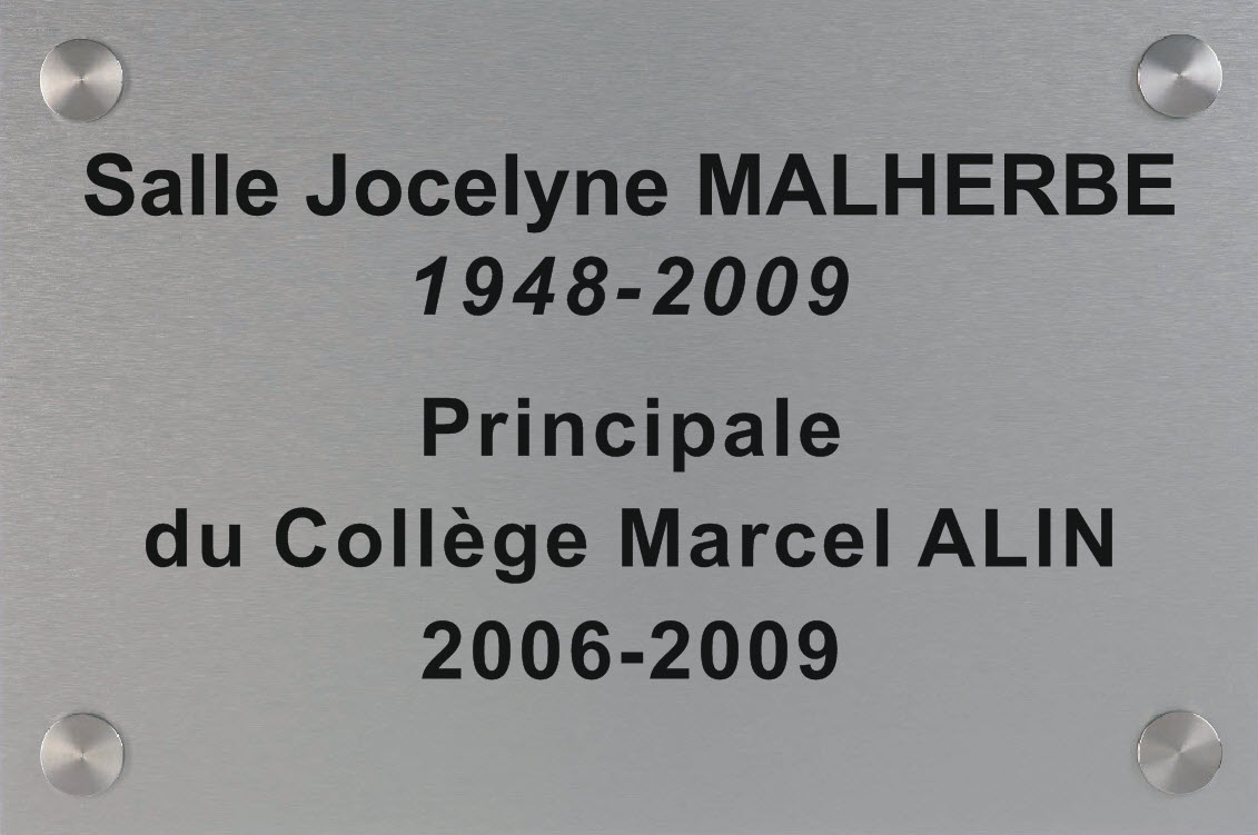exemple plaque association