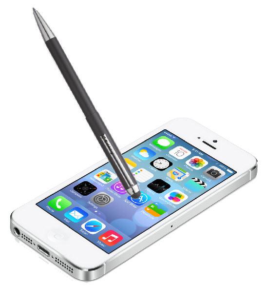 Trodat stylo tampon 3 en 1 - stylet