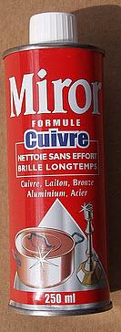 miror pour plaque laiton professionnelle gravée