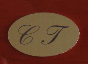gravure Sheaffer Gift 300 - Roller - laque noire et ton or jaune