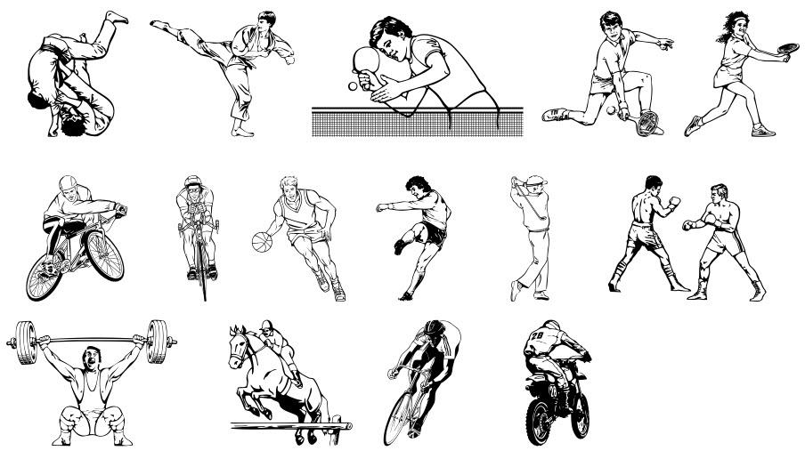 logo Etiquette trophee sportif