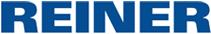 Logo de la société Reiner, fabricant de tampons métalliques et électroniques