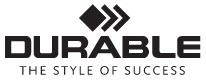 Logo de la société Durable, fabriquant d'articles de signalétiques